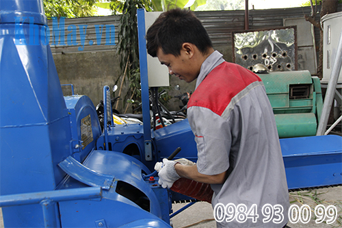 Cần kiểm tra và bảo dưỡng thường xuyên để máy hoạt động tốt nhất