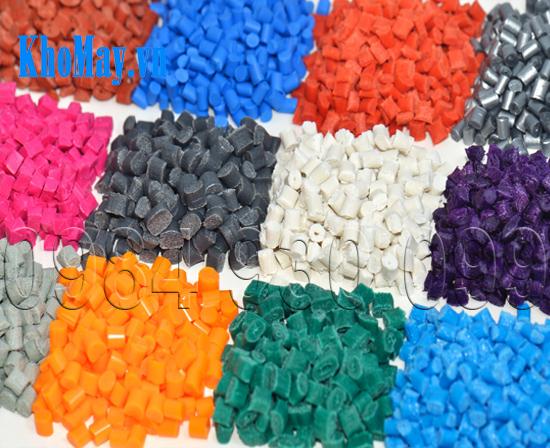 Máy nghiền nhựa phế thải 3A5,5Kw, máy xay phế liệu