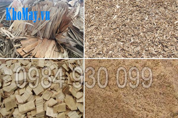 Máy băm vỏ dừa, gỗ tạp, ván bóc 3A22Kw băm được ván bóc, gỗ tạp
