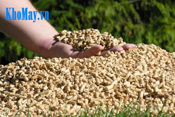 Máy băm vỏ dừa, gỗ tạp, ván bóc 3A22Kw nghiền phụ phẩm nông nghiệp sx thức ăn chăn nuôi dạng viên