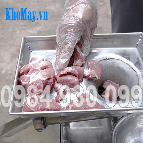 máy nghiền thịt, máy xay thịt