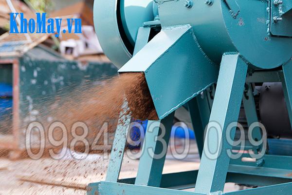 Máy xay đất vườn ươm 3A4Kw có năng suất t - 1,5 tấn/giờ