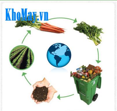 Cách làm phân hữu cơ từ rác thải nhà bếp