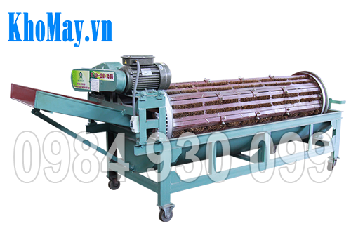 Sản phẩm máy rửa nông sản 3A XD500