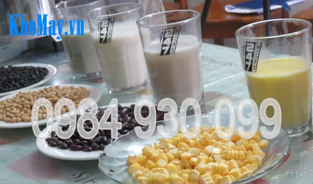 máy xay sữa đậu nành, máy làm sữa đậu nảnh, máy nghiền sữa ngô, sữa đậu nành,