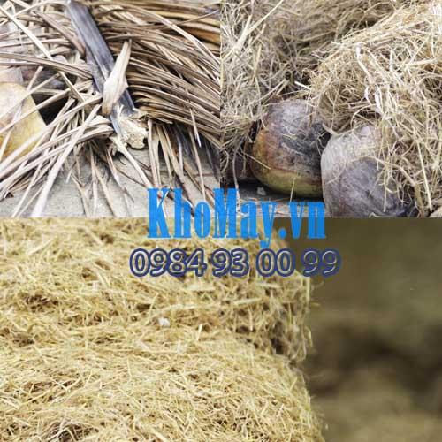 Sản phẩm máy nghiền vỏ cây gỗ bóc